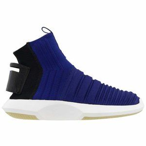adidas Men Crazy 1 Adv Sock Primeknit Real Purple
